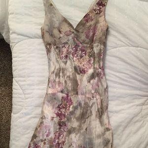 Jones NY Size 4 silky dress